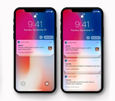 Changes to the way notifications work in iOS 12 you need to know