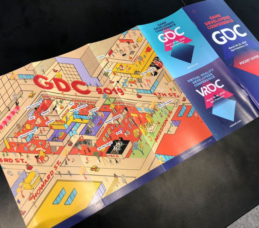 Whats happening at GDC 2019
