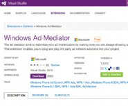 Windows-Mobile-App-Ad-Mediation-Solution-Now-Available