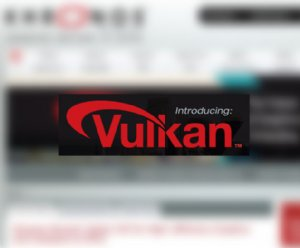 Khronos Group Introduces New Vulkan Hardware Driver API and SPIR V Intermediate Language Shared by Vulkan and OpenCL 2.1