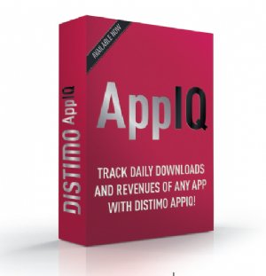 Distimo Publishes AppIQ Global App Rankings for Week 36