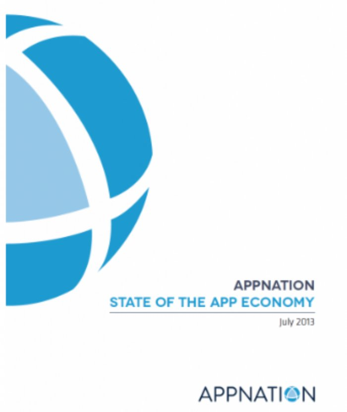 APPNATION State of the App Economy Report