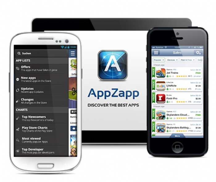 AppZapp Introduces App Discovery Tool for iOS