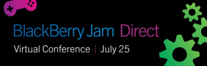 BlackBerry Jam Direct to be Held July 25