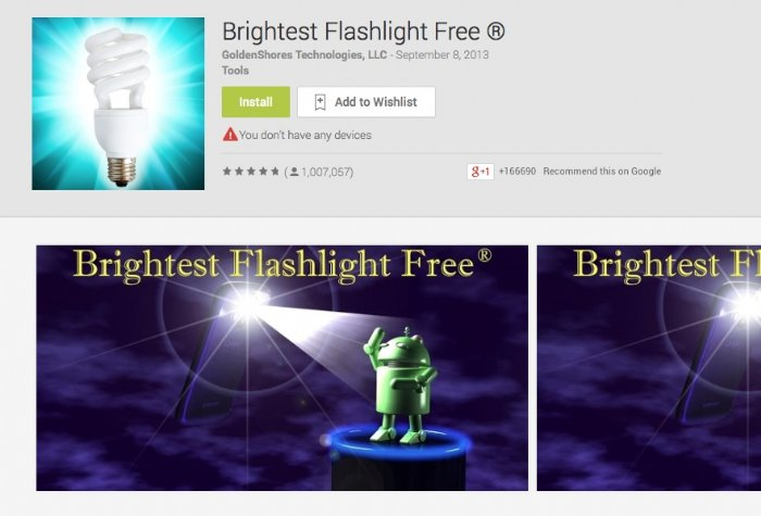 FTC Questions Just How Much Light Flashlight App Sheds on Amount of Information Obtained from Users