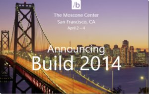 Windows Build 2014 Registration is Now Open