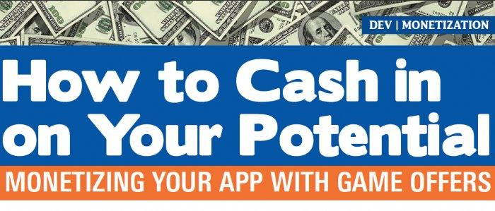 Monetizing Your App with Game Offers