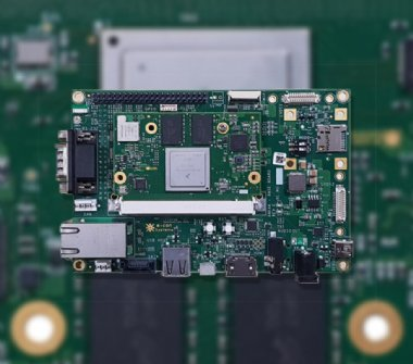Higher GPU performance from new eSOMiMX6PLUS IoT board
