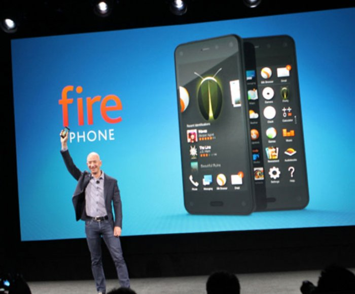 Amazon Unleashes the Fire Phone and Shakes the Mobile Industry To a New Level (with specs)