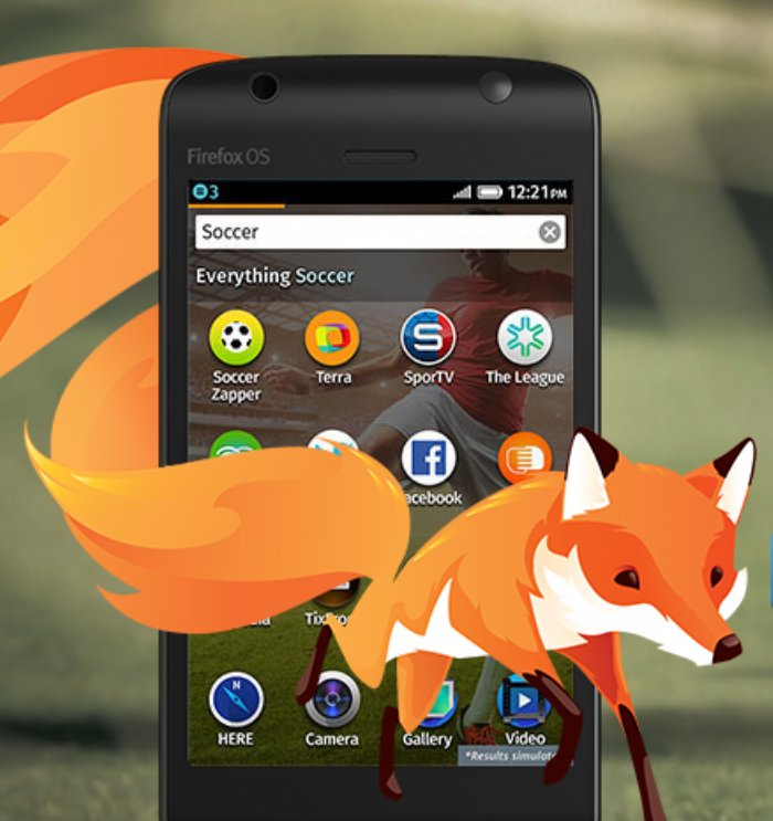 Mozilla Temps App Developers With Round 2 of Free Firefox Phones