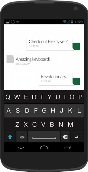 Flesky SDK Allows iOS App Developers to Integrate Keyboard in Apps