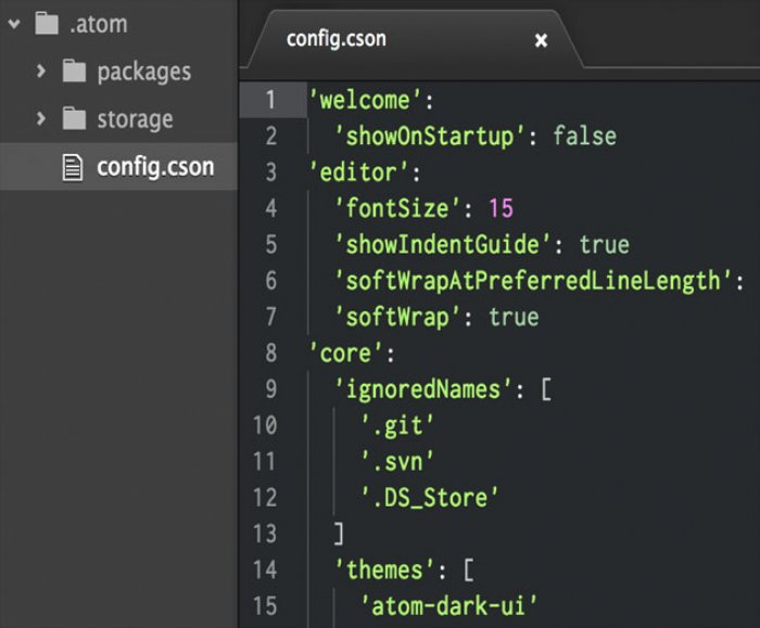GitHubs New Text Editor Atom Leaked But Not Official Yet