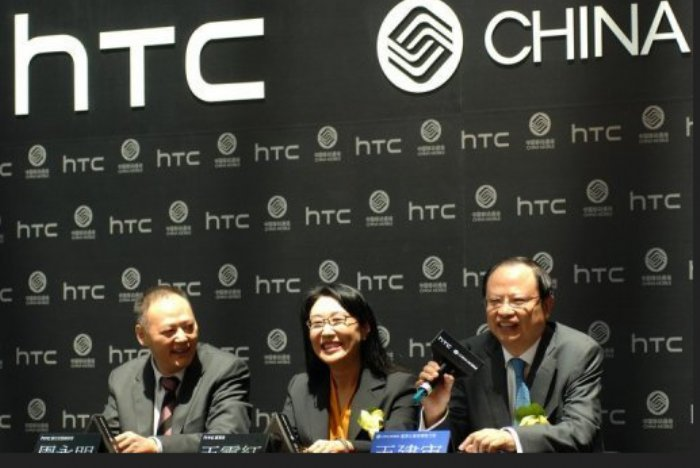 Is HTC Developing Mobile OS for Users in China