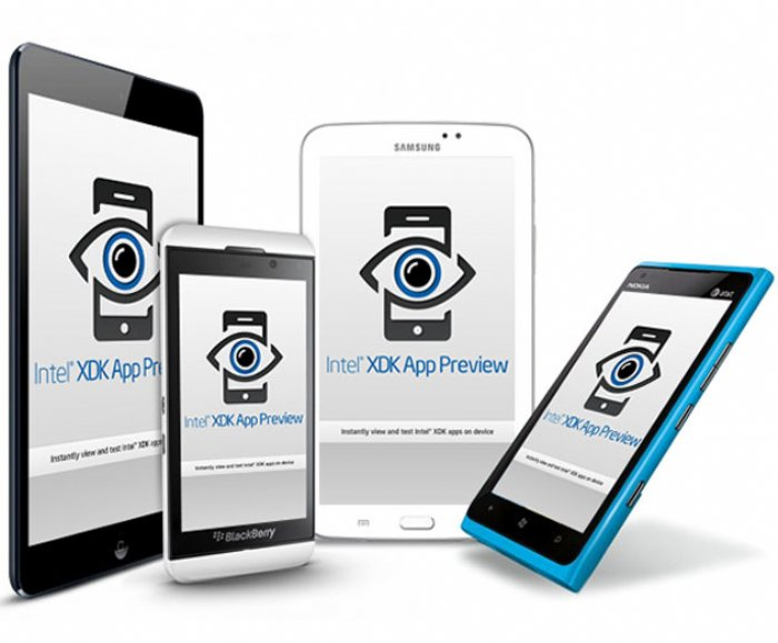 Intel's Updated App Framework 2.1 JavaScript Library for HTML5 Mobile App Development