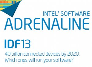 Intel IDF Conference Set for September