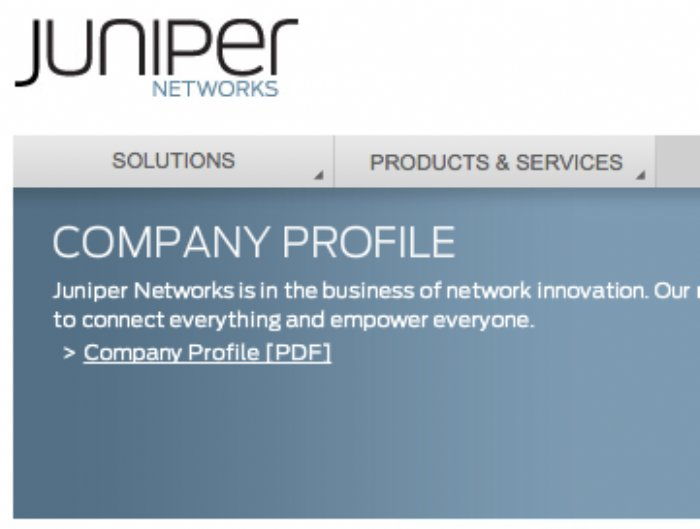 Juniper Networks Unveils SDK for Virtual Private Network (VPN) Connectivity for Enterprise Mobile