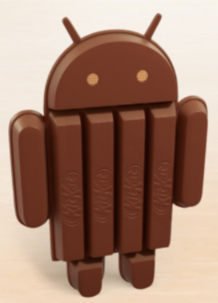 Android Kit Kat Promotion, Break Me Off A Piece of That Cross Promotion