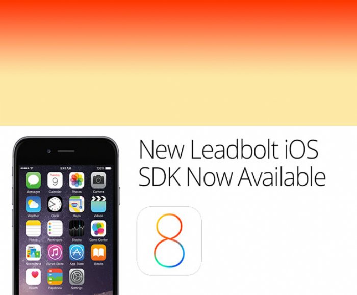 Leadbolts New SDK Version 5.0 is Optimized for iOS 8