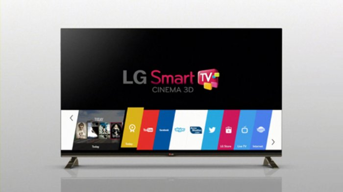 LG to Launch webOS Platform for Smart TV Apps