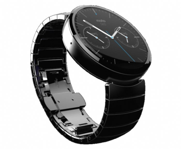 Moto360 Smartwatch Looks Like a Watch, Will That Turn Off Techies