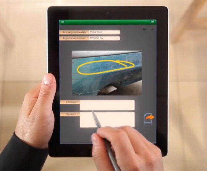 Explore the Possibilities of Using Handwriting Recognition in Your App With MyScripts Superimposed