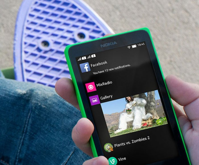Android Market Too Big to Ignore so Nokia Debuts Nokia X Android Platform