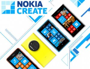 "Nokia's ""Create"" App Developer's Contest Kicks Off"