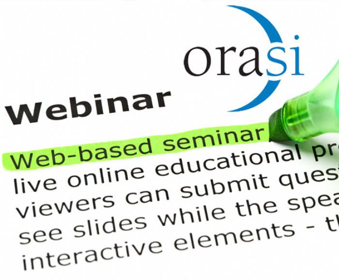 Orasi to Host Two Free Webinars in February for Enterprise App Developers