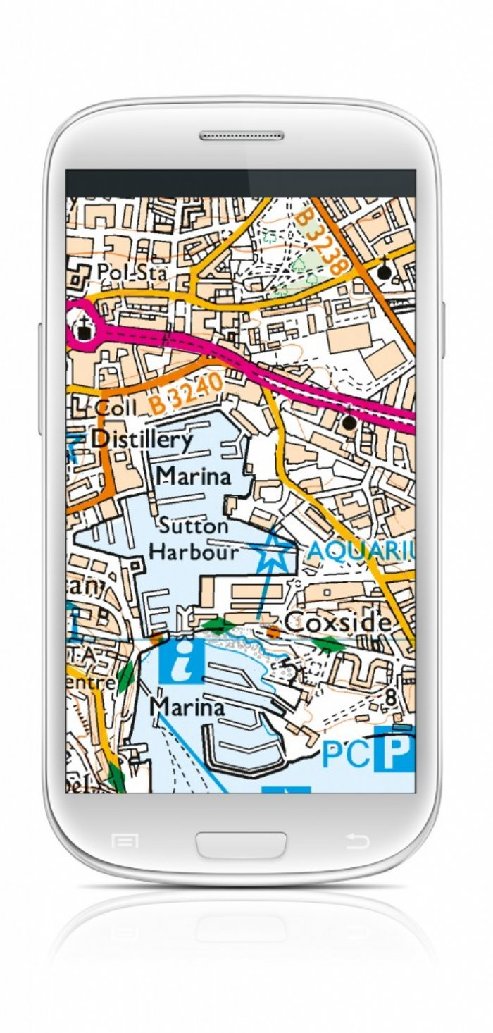 UK Based Ordinance Survey Releases OpenSpace Mapping SDK for Android