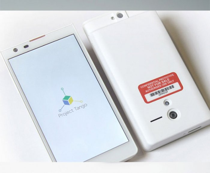 Google Announces Project Tango Tablet Development Kit
