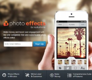 RadiumOne Launches Photo Sharing Tool for Developers