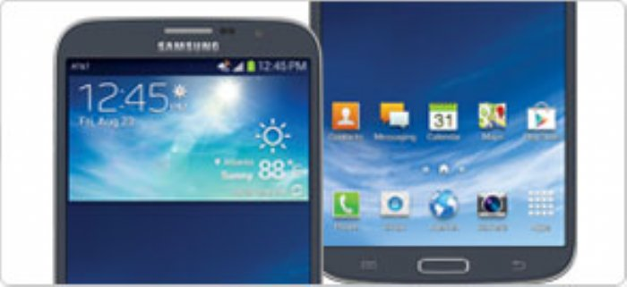 Move Over Godzilla, the Samsung Galaxy Mega Is Coming to Town