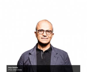 22 Year Microsoft Veteran Satya Nadella is the new Microsoft CEO