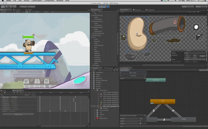 Unity Technologies Unveils 2D Gaming Tools | App Developer