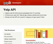 Yelp-Updates-Developer-API-Site,-Increases-Call-Limits-to-50,000