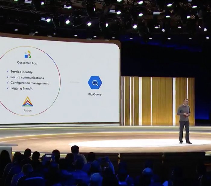 BigQuery BI Engine at Google Cloud Next 19