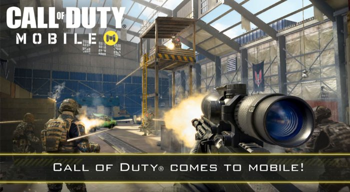 Call of Duty for iOS and Android comes to mobile