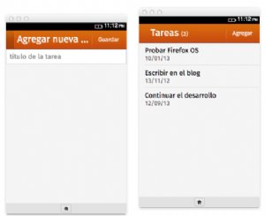 Programming for Firefox OS