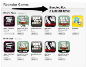 App bundles could be the future