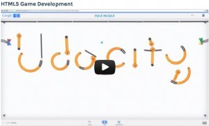 Learn HTML5 from Google via Udacity
