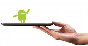 Android is almost half of all tablet traffic