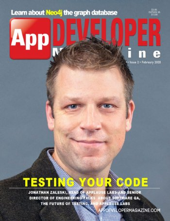 App Developer Magazine February-2020 for Apple and Android mobile app developers
