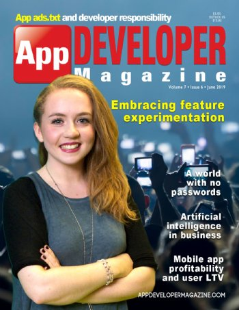 App Developer Magazine June-2019 for Apple and Android mobile app developers