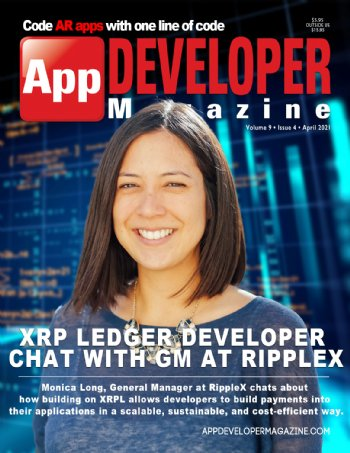 App Developer Magazine April-2021 for Apple and Android mobile app developers