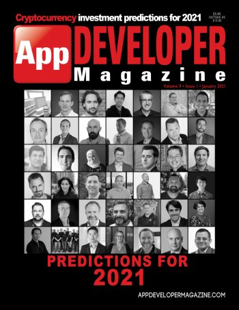 App Developer Magazine January-2021 for Apple and Android mobile app developers
