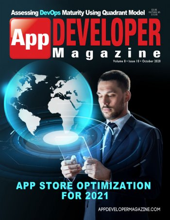 App Developer Magazine October-2020 for Apple and Android mobile app developers