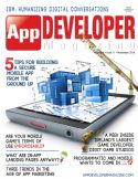 App Developer Magazine November 2016 Cover