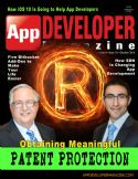 App Developer Magazine October 2016 Cover