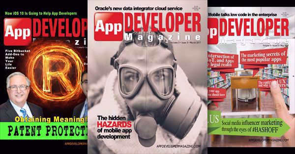 Magazine for mobile app developers