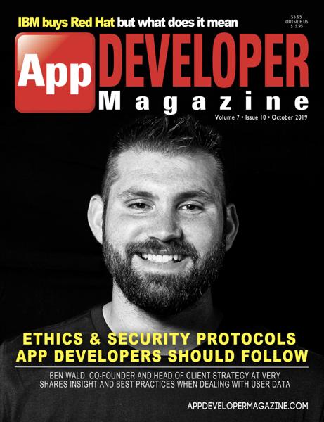 App Developer Magazine October 2019